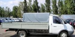 ГАЗ-330202 Газель бортовая удлиненная