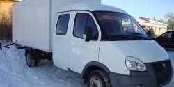 ГАЗ-33023 Газель фермер