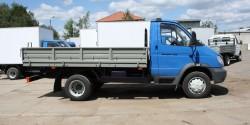 ГАЗ-331061 Валдай бортовой удлиненный, АБС