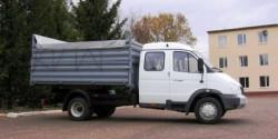 ГАЗ-331063 Валдай Фермер, АБС