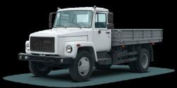 ГАЗ-3309 Газон бортовой, АБС
