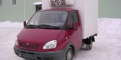 ГАЗ-2310 Соболь изотермические, ГУР
