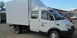 ГАЗ-33023 Газель фермер изотермические (Сэндвич), ГУР