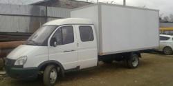 ГАЗ-330232 Газель фермер изотермические, ГУР