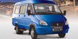 ГАЗ-322132 Газель маршрутное такси, 13 мест, АБС