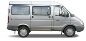 ГАЗ-22171 Соболь со средней крышей 6-10 мест, АБС