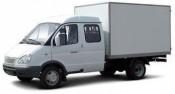 ГАЗ-33023 Газель фермер промтоварные (мебельные)