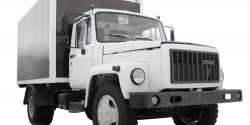 ГАЗ-3309 Газон изотермические (Сэндвич), ГУР, АБС